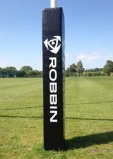 Robbin Post Protectors Black