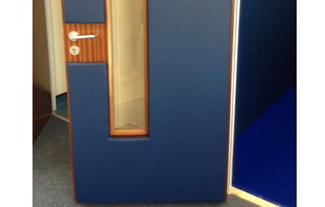 SPI Door Blue