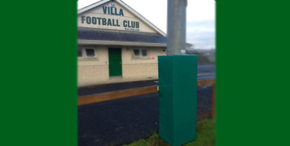 Football Club Safety Padding